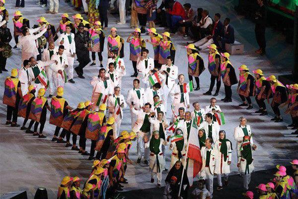 ترکیب ست های لباس کاروان المپیک سه شنبه نهایی می گردد