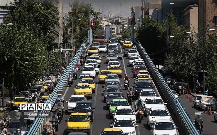 علت ترافیک صبح امروز روی پل سیدخندان چه بود؟