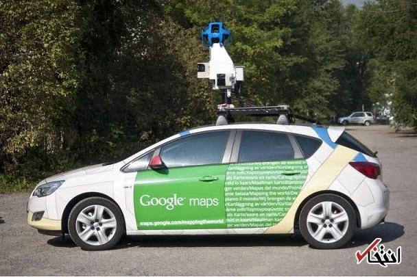 گوگل استریت ویو به روزرسانی شد