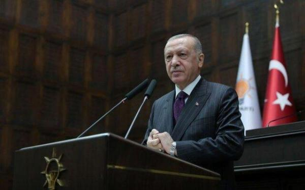 اردوغان: منتظر شروع به کار بایدن میمانیم