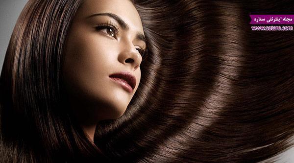 چگونه از موهای بلند مراقبت کنیم؟