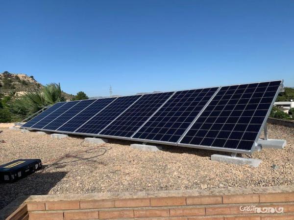 ساخت ربات تمیزکننده پنل های خورشیدی توسط محققان ایرانی