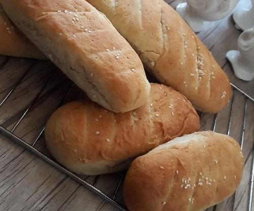طرز تهیه نان باگت در خانه