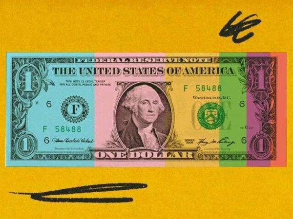 دلار 2020 را صعودی تمام کرد