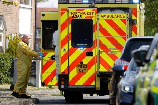 بیمارستان اضطراری در لندن به حال آماده باش درآمد