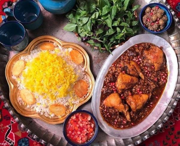 طرز تهیه مرغ نادونی؛ غذای اصیل مازندرانی ها
