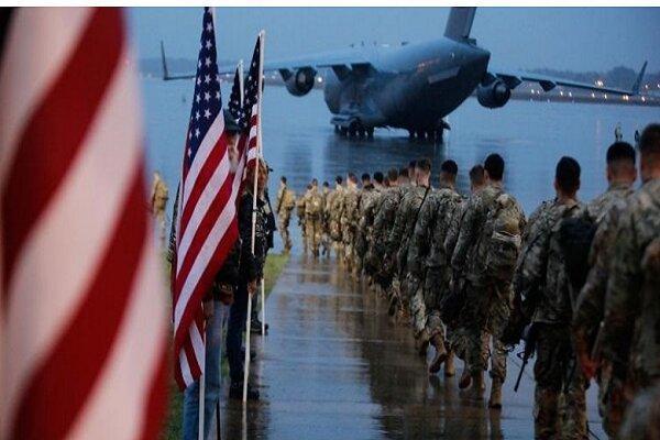 نیروهای آمریکایی از عراق بیرون بروند، حمایت مردم از خروج بیگانگان