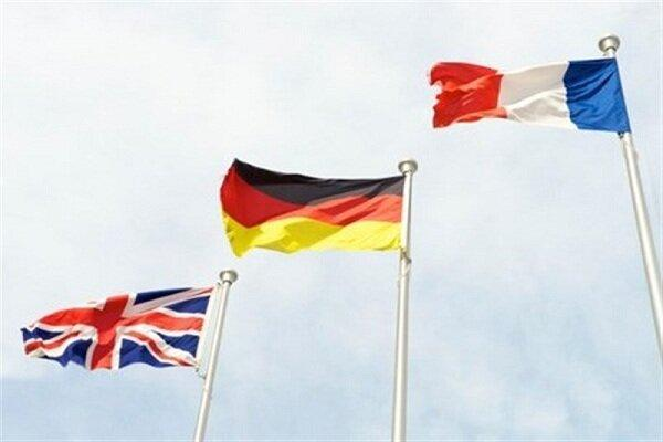 تروییکای اروپایی طرفِ برجام خواهان توقف غنی سازی 20 درصدی شدند!