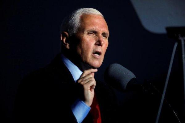 دادگاه استیناف آمریکا هم درخواست انتخاباتی از مایک پنس را رد کرد