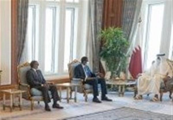 قطر، رایزنی ژنرال حمیدتی با شیخ تمیم درباره سودان و اتیوپی