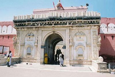 معبد کارنی ماها در هند یا معبد موش های مقدس، عکس