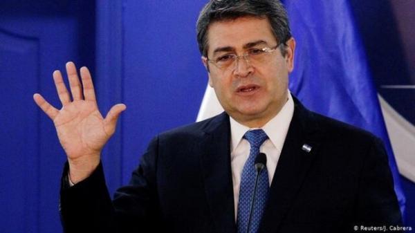 رئیس جمهور هندوراس به قاچاق کوکائین متهم شد
