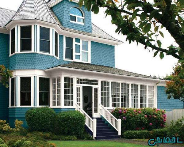 ایده های رنگ آمیزی خانه های متحرک