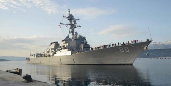 آمریکا از تصمیم اعزام دو ناو به دریای سیاه عقب نشینی کرد