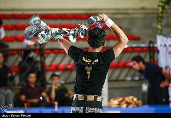 رقابت های انتخابی تیم ملی زورخانه ای برگزار می گردد