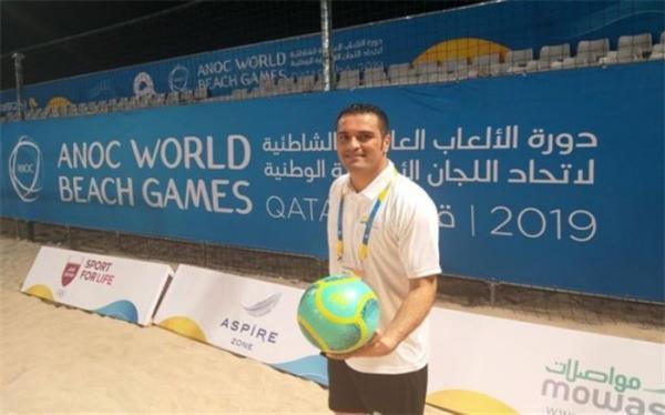 داور ایرانی نامزد قضاوت در جام جهانی شد