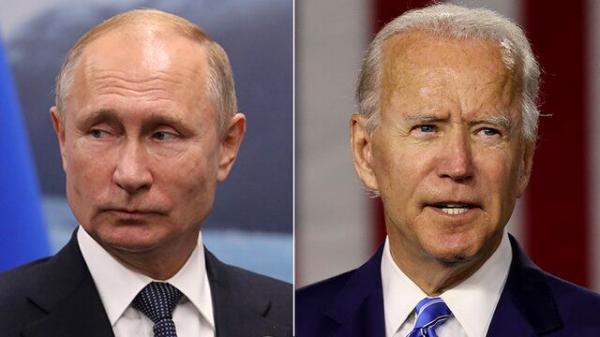 خبر کرملین از زمان برگزاری نشست بایدن و پوتین