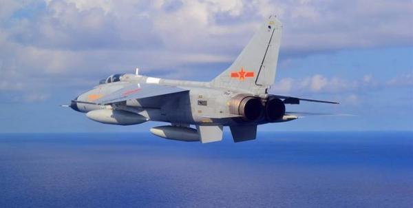 بزرگترین ورود هواپیماهای نظامی چین به حریم هوایی تایوان