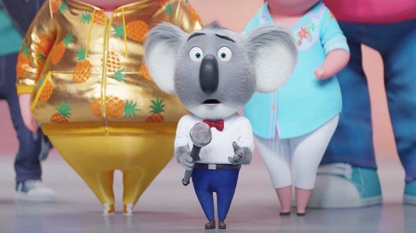اولین تریلر انیمیشن Sing 2