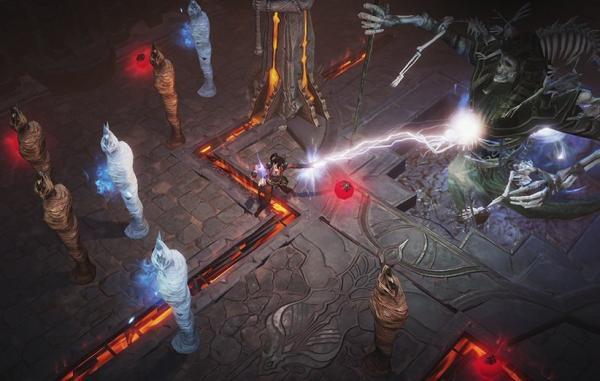 عرضه Diablo Immortal تا 2022 عقب افتاد