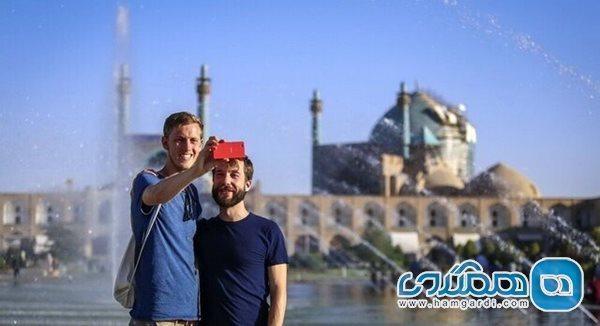 وزیر میراث فرهنگی از برداشته شدن منع صدور ویزا گردشگری ایران اطلاع داد